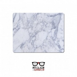 Tapis Marbre blanc Little1