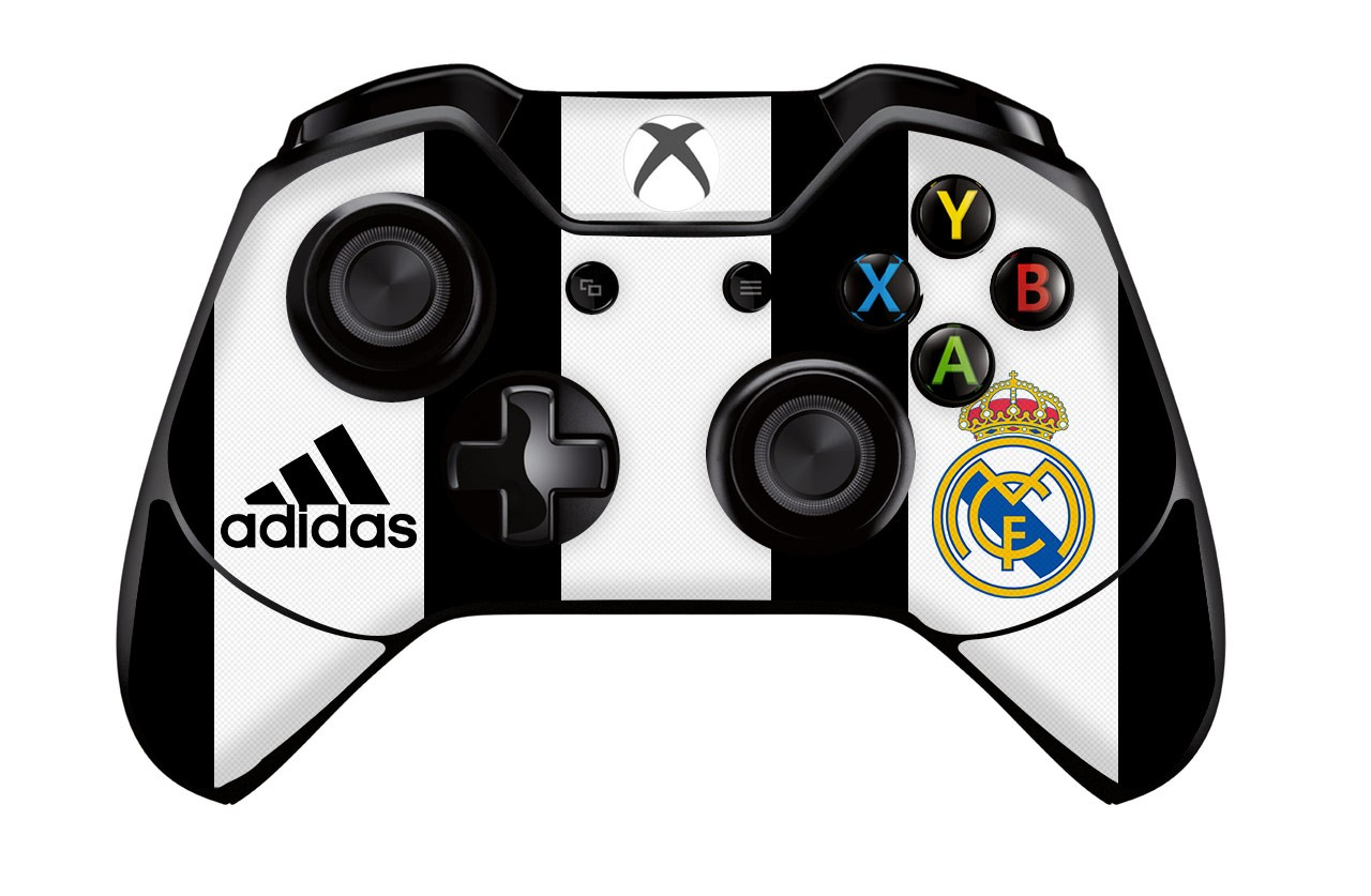 Stickers Real Madrid pour XBOX One