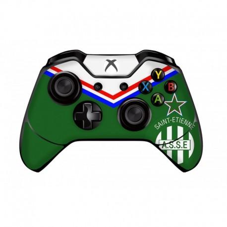 Skin Saint-etienne manette Xbox One