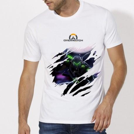 Tshirt Genji Overwatch