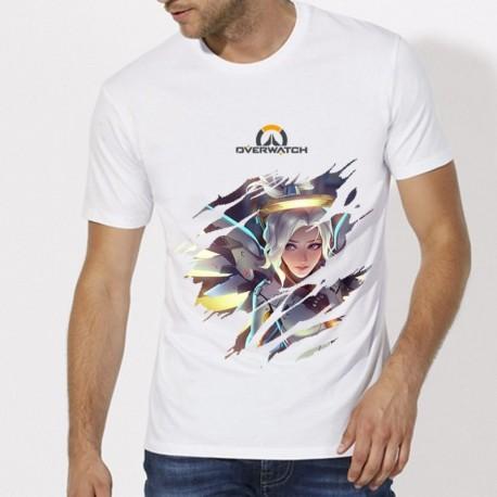Tshirt Ange overwatch