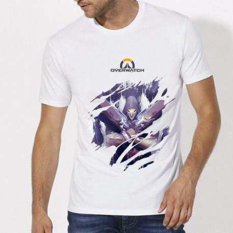 Tshirt Faucheur overwatch