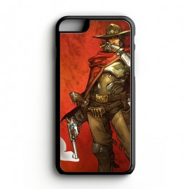 Coque McCree Overwatch Smartphone