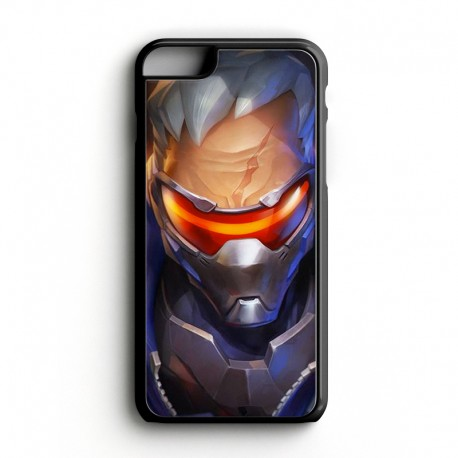 Coque Soldier Overwatch Smartphone