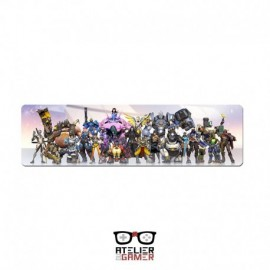 Tapis Overwatch heroes BIG1