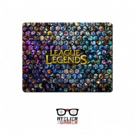 Tapis League of legends Little1